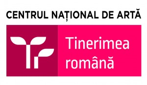 logo tinerimea romana rosu